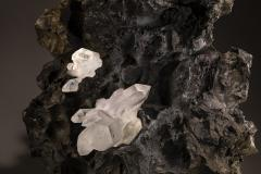 Studio Greytak Erosion Cast Bronze Side Table - 2045497