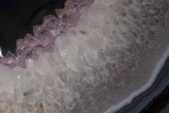 Studio Greytak Lava Amethyst Mirror - 2049520