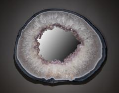 Studio Greytak Lava Amethyst Mirror - 2049522