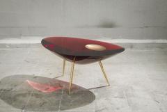 Studio Manda Avocado Occasional Table by Studio Manda - 1527506