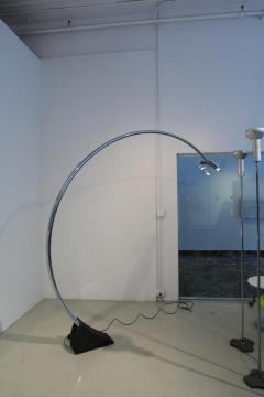 Studio Tetrarch Studio Tetrach Chrome Floor Lamp - 436473