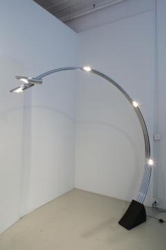 Studio Tetrarch Studio Tetrach Chrome Floor Lamp - 436475