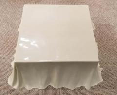 Studio Tetrarch Studio Tetrarch Tovaglia Tablecloth Coffee Table for Alberto Bazzani - 1371831