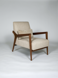 Studio Van den Akker The Barney Club Chair by Studio Van den Akker - 1134431