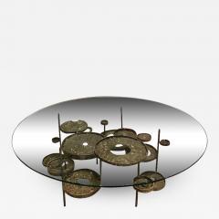 Studio Van den Akker The Moon Pool Cocktail Table by James Bearden for Studio Van den Akker - 1536352
