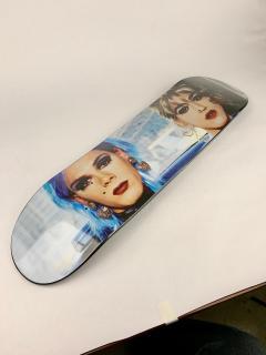 Supreme Nan Goldin Supreme Skateboard Deck - 1359860