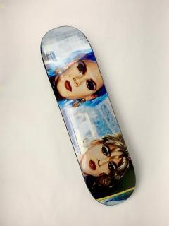 Supreme Nan Goldin Supreme Skateboard Deck - 1359861