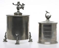 Svenskt Tenn Pair of Tobacco Jars by Svenskt Tenn - 1347958