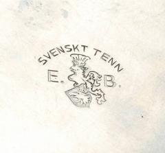 Svenskt Tenn Pair of Tobacco Jars by Svenskt Tenn - 1347960
