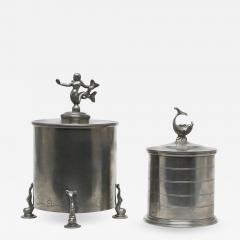 Svenskt Tenn Pair of Tobacco Jars by Svenskt Tenn - 1349536