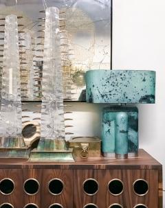 Sylvan SF KELLY BLUE TABLE LAMP - 1070246