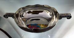 Tane Orfebres Sterling Silver Dish with Handles by Tane Orfebres - 879769