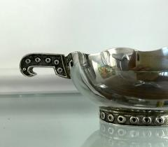 Tane Orfebres Sterling Silver Dish with Handles by Tane Orfebres - 879773