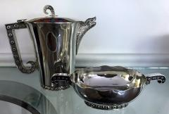 Tane Orfebres Sterling Silver Dish with Handles by Tane Orfebres - 879774