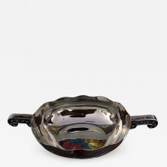 Tane Orfebres Sterling Silver Dish with Handles by Tane Orfebres - 880222