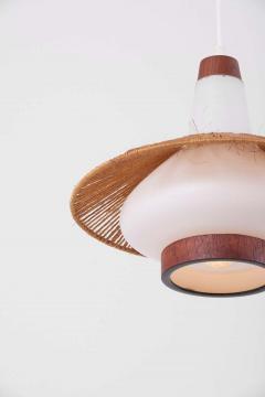 Temde Leuchten Pendant Lamp by Temde Leuchten Germany 1960s - 1247697