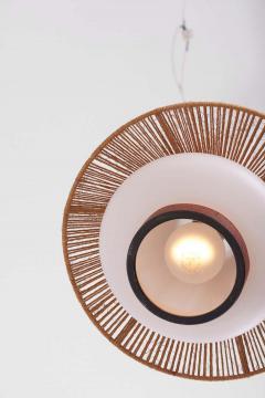 Temde Leuchten Pendant Lamp by Temde Leuchten Germany 1960s - 1247701