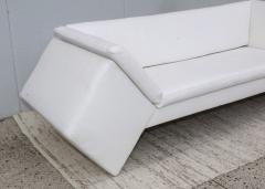 Thayer Coggin David Snyder For Thayer Coggin Modernist Leather Sofa - 1615955