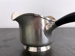 The Kalo Shop A Sterling Silver Sauce Server Norse Line by The Kalo Shop - 1018532
