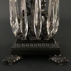 Thomas Messenger Sons A Pair of Regency Candlesticks - 1144500