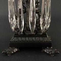 Thomas Messenger Sons A Pair of Regency Candlesticks - 1334271
