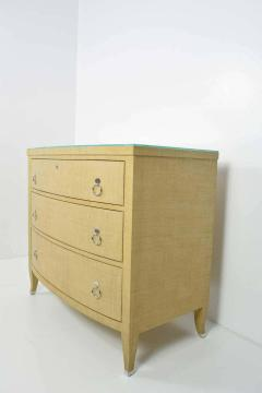 Thomasville Furniture Chest of Drawers in Grasscloth by Thomasville - 1270067