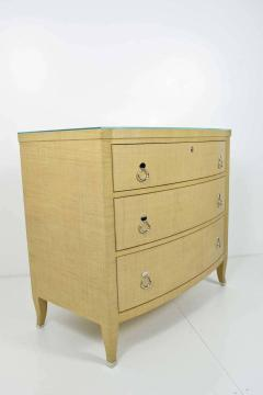 Thomasville Furniture Chest of Drawers in Grasscloth by Thomasville - 1270070