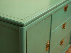 Thomasville Furniture Turquoise Chest by Thomasville - 1100349