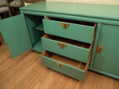 Thomasville Furniture Turquoise Chest by Thomasville - 1100352