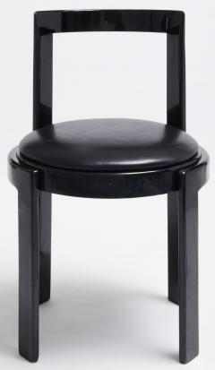 Thonet Barrel Back Chair Set of 4 - 1072708