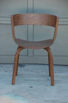 Thonet Pair of 404 F chairs by Stefan Diez for Thonet - 974755