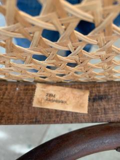 Thonet Set of Four Thonet ZPM Radomsko Bentwood Chairs - 1684654