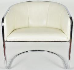Thonet Thonet Barrel Back Club Chair - 1244802