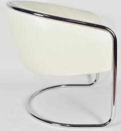 Thonet Thonet Barrel Back Club Chair - 1244805