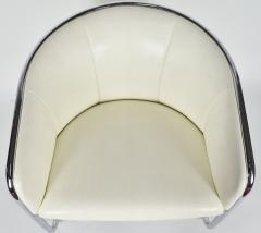 Thonet Thonet Barrel Back Club Chair - 1244808