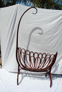Thonet Viennese Thonet Bentwood Cradle - 970598