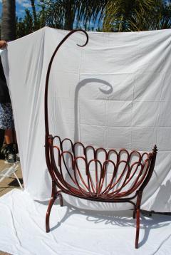 Thonet Viennese Thonet Bentwood Cradle - 970599