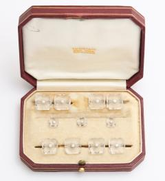 Tiffany Co Crystal Pearl Dress Set by Tiffany Co  - 162401
