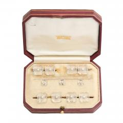 Tiffany Co Crystal Pearl Dress Set by Tiffany Co  - 162421