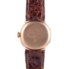 Tiffany Co Longines for Tiffany Co Art Deco 18K Wrist Watch - 2061191