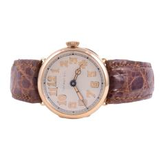 Tiffany Co Longines for Tiffany Co Art Deco 18K Wrist Watch - 2061193