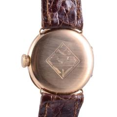 Tiffany Co Longines for Tiffany Co Art Deco 18K Wrist Watch - 2061196