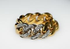 Tiffany Co Tiffany Chain Ring - 438607