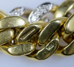 Tiffany Co Tiffany Chain Ring - 438610