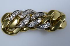 Tiffany Co Tiffany Chain Ring - 438611