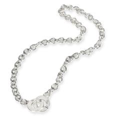 Tiffany Co Tiffany Co 1837 Clasp Necklace in Sterling Silver - 1708632
