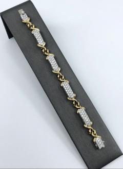 Tiffany Co Tiffany Co Diamond Bracelet - 1754930