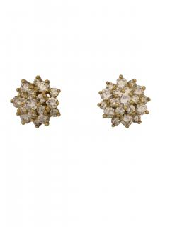 Tiffany Co Tiffany Co Diamond Earrings - 288417