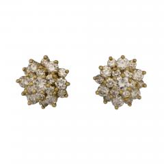 Tiffany Co Tiffany Co Diamond Earrings - 288562