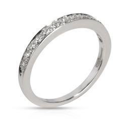 Tiffany Co Tiffany Co Diamond Wedding Band in Platinum 0 33 CTW - 1708593